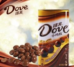 德芙小巧粒 牛奶巧克力 42g