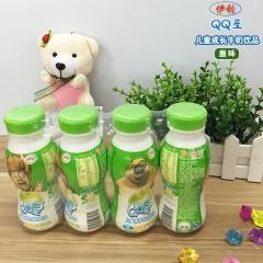 伊利QQ星儿童牛奶饮品原味 一板(4瓶) 200ml