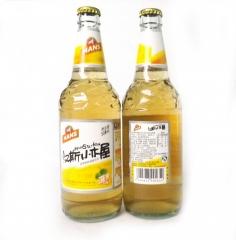 汉斯小木屋   果啤 500ml 一瓶