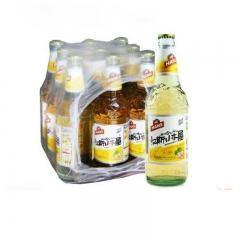 汉斯小木屋   果啤 500ml 一件*9瓶