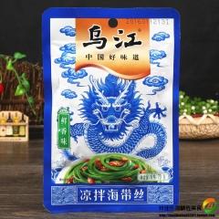 重庆特产乌江凉拌海带丝野山椒味 70g