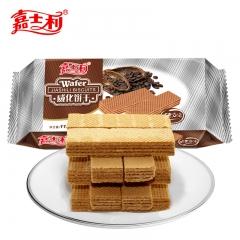 嘉士利威化饼干 115g 巧克力味