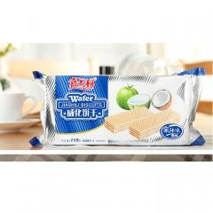 嘉士利威化饼干 115g 椰味