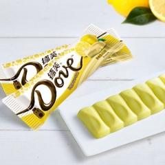 德芙曲奇白巧克力 柠檬味 42g