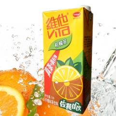 维他 柠檬茶   1l