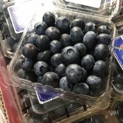 【嵩基e便利鲜果】 蓝莓 鲜果 一盒125g