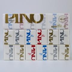 心相印 品诺系列10+2包三层迷你型纸巾