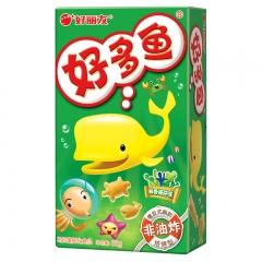 好丽友好多鱼  鲜香海苔味 33g
