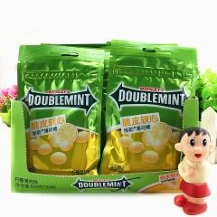 绿箭充气糖果 40g 柠檬薄荷味