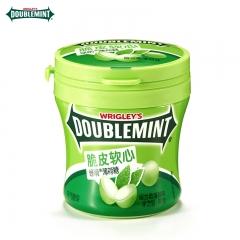 绿箭脆皮软心薄荷糖(留兰香薄荷味)瓶装80g