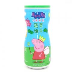 小猪佩奇饼干 100g 蔬菜味