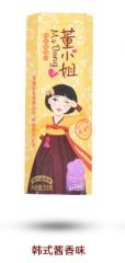董小姐薯片 非油炸 零食烤薯片 53g 韩式酱香味
