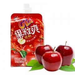 喜之郎果粒爽 350ml 苹果味