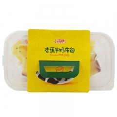 小黄鸭布丁 香蕉牛奶味 336g