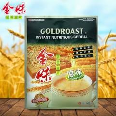 金味营养麦片(原味)600g