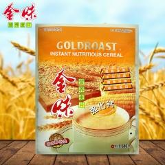 金味营养麦片(强化钙)600g