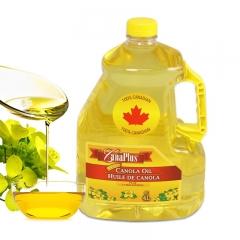 卡诺加(CanaPlus)芥花籽油4L