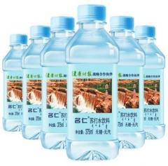 名仁苏打水(无气、无糖) 375ml