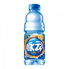 脉动维生素饮料 一瓶600ml 橘子味