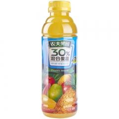 农夫果园 一瓶(500ml) 芒果菠萝味
