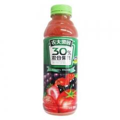 农夫果园 一瓶(500ml) 番茄草莓味
