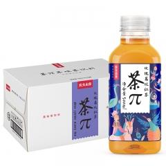 农夫山泉茶π派果味茶饮料 一箱 玫瑰荔枝茶