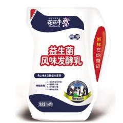 花花牛原味酸奶 180g*16 一袋 原味