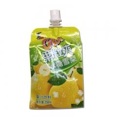 喜之郎果粒爽 350ml 冰糖雪梨味