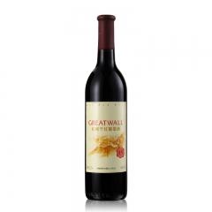 中粮华夏 长城红酒 正品至醇干红葡萄酒 750ml
