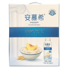 伊利  安慕希希腊风味酸牛奶  黄桃+燕麦 200g*10盒/提 黄桃+燕麦
