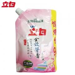 立白 全效馨香 百花馨香洗衣液900g