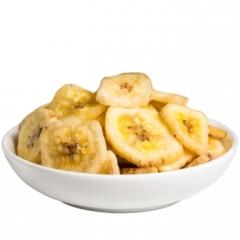 优加优品 香脆香蕉片78克