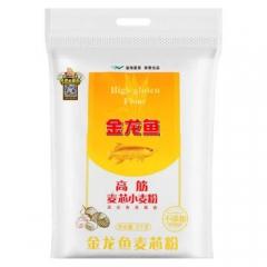 金龙鱼 面粉 高筋麦芯小麦粉5KG