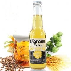 墨西哥   科罗娜 原装进口啤酒 330ml 一瓶