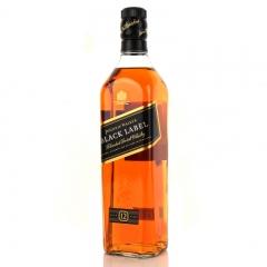 洋酒 尊尼获加黑牌12年 调配型 苏格兰威士忌 700ml 威士忌