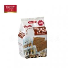 德国500本金6期怎么倍投 卡瑞斯Coppenrath烘焙旅游饼干 香草味 350g
