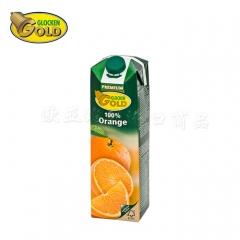 德国进口 格朗金阳光鲜橙汁 一盒 1l