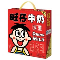 旺仔牛奶复原乳245ml