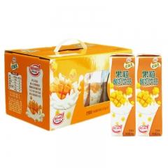 伊利  果粒酸奶 芒果味245g*12盒