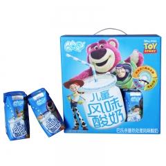 伊利 QQ星儿童风味酸奶 205g*12盒