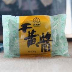 王致和干黄酱180g