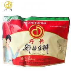 丹丹牌四川特产正宗郫县豆瓣酱胡豆瓣辣椒酱川菜豆瓣200g