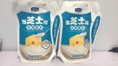 君乐宝浓缩酸奶涨芝士啦全脂风味发酵乳180g