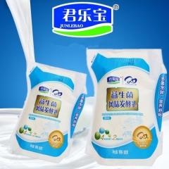 君乐宝酸奶风味酸牛奶活性益生菌发酵乳180g