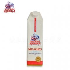 欧洲 进口 祖母奶罐 纯牛奶1L*