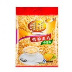 维维 中老年营养麦片  即食早餐冲饮营养代餐谷物粗粮560g克