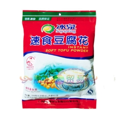 冰泉牌速食甜豆腐花豆腐脑 豆花粉256g