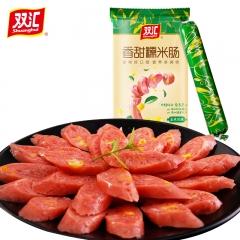 双汇  香甜糯米 红枣香肠猪肉肠休闲零食红枣风味 玉米味 400克