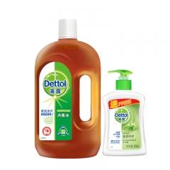 滴露消毒液  卫生间 宠物杀菌 除菌 抑菌 750ml送200g洗手液 消毒液