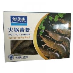 鲜美来 火锅青虾 200g